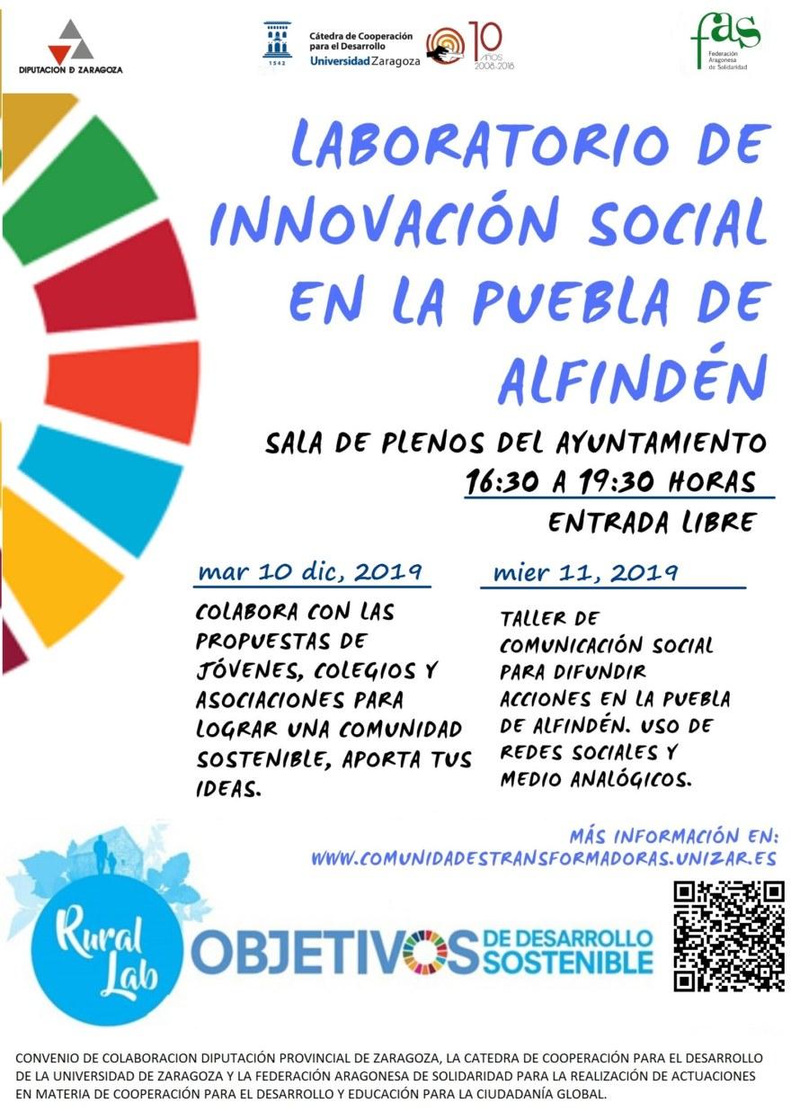 Poster LABsocial en la Puebla