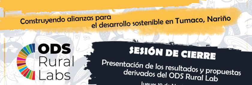 sesion cierre Tumaco 2020